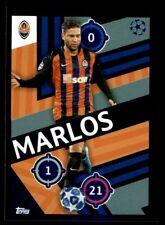Topps Champions League 2018/19 - Marlos FC Shakhtar Donetsk No. 424