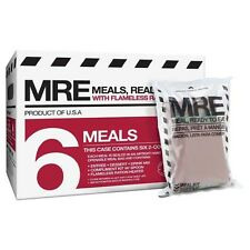 Meal Kit Supply MRE 2 Course Meal