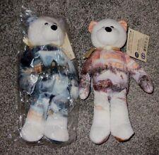 THOMAS KINKADE 2004 VICTORIAN CHRISTMAS II & SILENT NIGHT BEAR