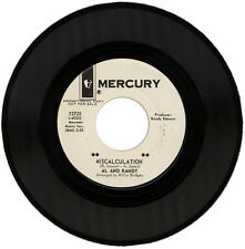 """AL AND RANDY  """"MISCALCULATION c/w MISSION IMPOSSIBLE""""   DEMO   NORTHERN SOUL"""