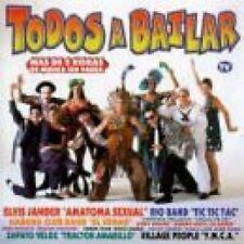 Todos a Bailar Latino Mix, Eddy Grant, Village People, Go West, Tic Tic.. [2 CD]