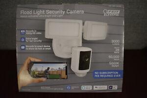 Feit Electric LED Flood Light Security Camera WiFi Enabled Alexa - Pls Read