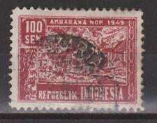 Indonesie Indonesia Java Madoera 37 used Japanse bezetting Japanese occupation