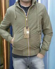 Giubbotto Uomo Casual Giubbino Corto M L XL XXL K-WAY model. vari colori