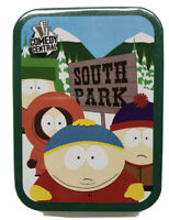 South Park Playing Cards In Tin 2004 Comedy Central #9021 Gift Collectible