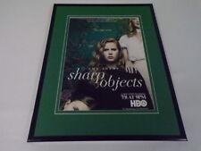 Sharp Objects 2018 HBO 11x14 Framed ORIGINAL Advertisement Amy Adams
