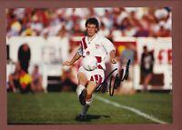 Torsten Kracht  .... VfB Stuttgart  ..... Signiertes Vintage Foto
