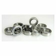 TRB RC (10) 8x12x3.5mm Precision Stainless Steel Ball Bearings, Fishing Reels