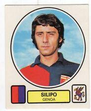 figurina CALCIATORI PANINI 1977/78 NEW numero 91 GENOA SILIPO