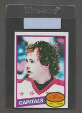 ** 1980-81 OPC Mike Palmateer TL #95 (NRMT) Nice Old Hockey Card ** P4185