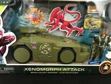 Alien XENOMORPH ataque avanzada armadura personal vehículo portador Lanard Toys Walmart Exclusivos, Nuevos En Caja
