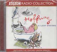 Hoffnung A Last Encore 2CD Audio Book NEW BBC Radio Archives Comedy FASTPOST