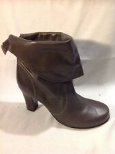 George Brown Ankle Leather Boots Size 40