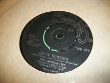 "THE JACKSON FIVE- GET IT TOGETHER VINYL 7"" 45RPM p"