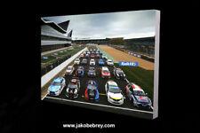 BTCC 2020 Grid Art Motor Sport Canvas