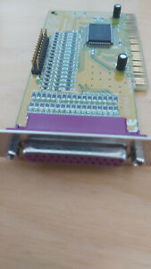 2 Parallel Ports PCI Card