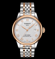 Authentic Tissot Le Locle Powermatic 80 Stainless Steel Men Watch T0064072203300