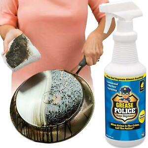 Grease Police Magic Degreaser - Super-Concentrated Degreaser 946 ml