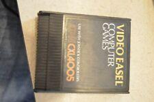 Video Easel for Atari 400, 800, XL and XE as Cartridge CXL 4005 cxl4005