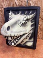 Vintage 1996 R.Marino Dark Illusions Dragon Glow in the dark with Strobe Wall