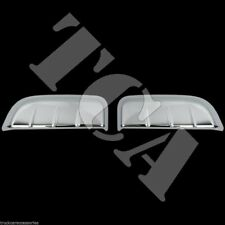 For NISSAN Frontier 2004-2014 Chrome 2 REAR BACK Passenger Door Handle Covers