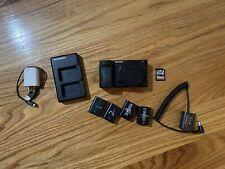 Sony Alpha A6300 24.2MP Digital Camera w/ Extras!