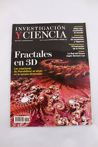 Magazine Research And Science Fractales IN 3D - February 2011