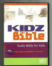 NIV KIDZ BIBLE (1996, 2 CD MP3) New International Reader's Version: Christianity