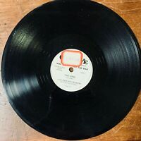 BIG JOHN GREER TOO LONG/ WHEN THE ROSES BLOOM  GROOVE RARE PROMO 78 RPM VG