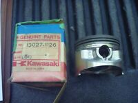 NEW OEM Kawasaki Piston 13027-1126 for 85-88 KLF185 Bayou