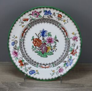 Spode Chinese Rose Brotteller Beilagenteller Teller klein Ø ca. 15,9 cm