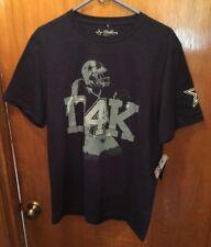 NWT NFL Dak Prescott Nike Authentics D4K Dallas Cowboys TShirt Adult Small