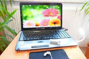 Toshiba L750 l 15 Zoll I AKKU NEU l 16GB RAM l Core i7 l Windows 10 l GeForce I