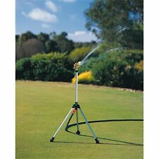 Pope RAIN TOWER SPRINKLER Height Adjustable Tripod, Waters Up To 24m *Aust Brand