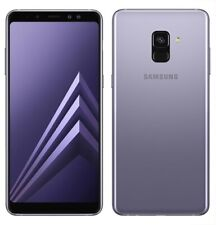 Samsung Galaxy A8 (2018) 32GB A530F DS GREY GRADO A/B USATO