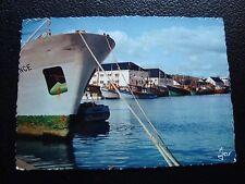 FRANCE - carte postale 1966 concarneau (bateaux de peche) (cy95) french