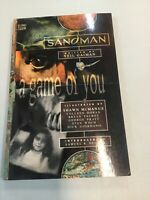 The Sandman A Game Of You Paperback Tpb DC comics