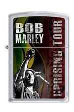 Zippo 1039 bob marley uprising tour RARE & DISCONTINUED Lighter