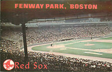 "BOSTON MA FENWAY PARK ""HOME OF THE RED SOX"" BASEBALL TEAM CHROME P/C"
