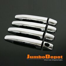 Fit 1998-2005 ML-Class W163 1996-2002 CLK -Class Chrome Door Handle Covers Trims