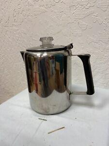 Vintage Coffee Percolator.