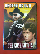 The Gun and the Pulpit / The Gunfighters DVD DOUBLE FEATURE