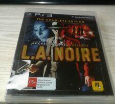 LA Noire - L.A. Noire The Complete Edition (Sony PlayStation 3, 2011) PS3 Game