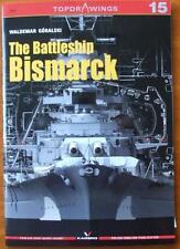 The Battleship BISMARCK - Kagero Topdrawings - English!