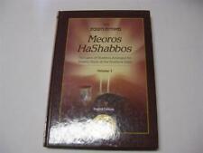 Meoros HaShabbos, English PREPARING FOR SHABBOS, SHABBOS CANDLES, KIDDUSH