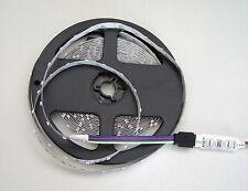 BBT Brand 16' Long LED Multi-Color 12 volt Strip Light with  Control
