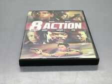 8 Movies Action Pack Denzel Washington, James Earl Jones GIFT QUALITY FREE SHIP!