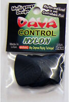 5 x Dava Control Nylon Guitar Pick / Plectrum Pack