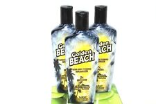 3PC~Sotan~Golden Beach~Ultra Dark~Tanning Maximizer~2x Bronzer~Indoor~Tan~Lotion