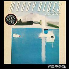 THE MOODY BLUES Sur la mer LP + Insert. Excellent Condition